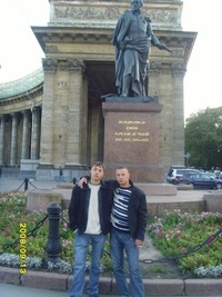 Иван Гаврюшенко, 23 февраля 1989, Санкт-Петербург, id34103301